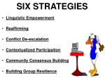 six strategies