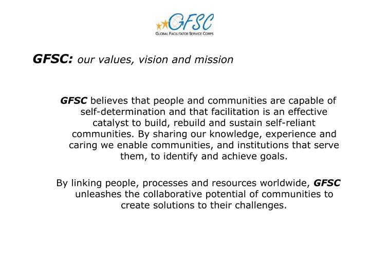 GFSC: