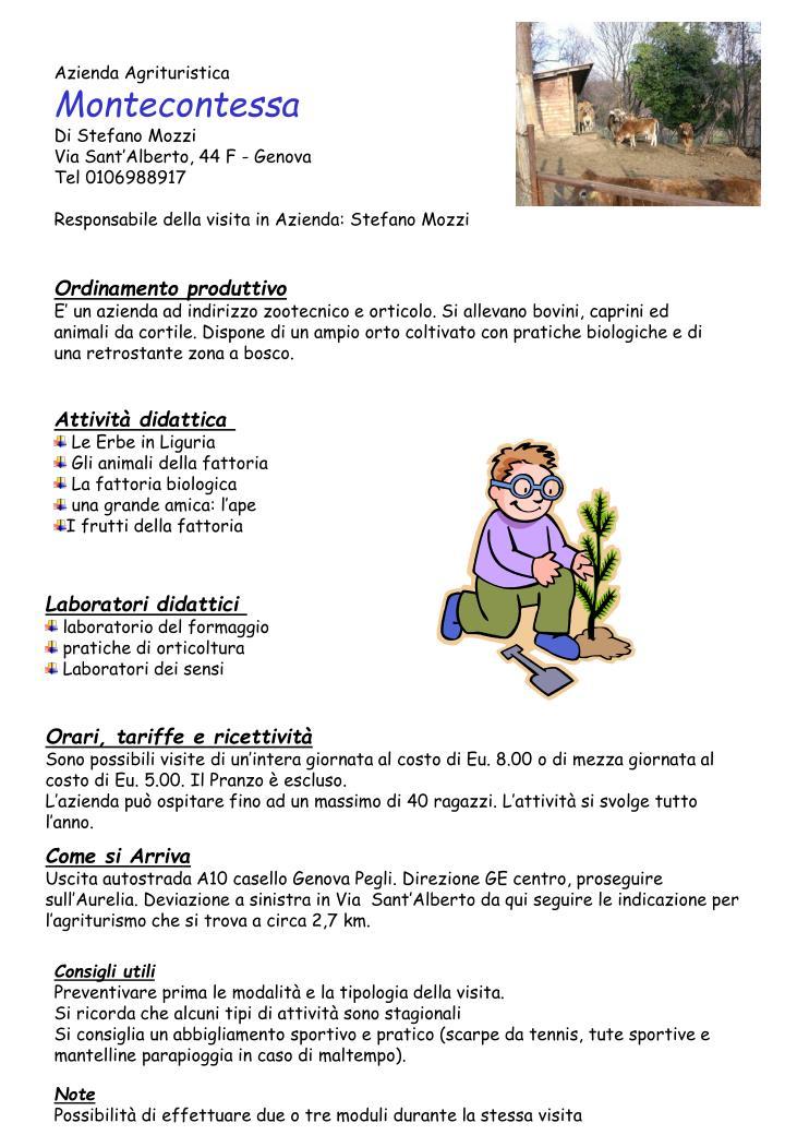 Azienda Agrituristica