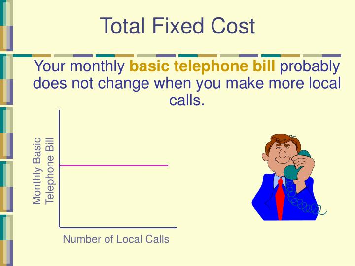 Monthly Basic Telephone Bill
