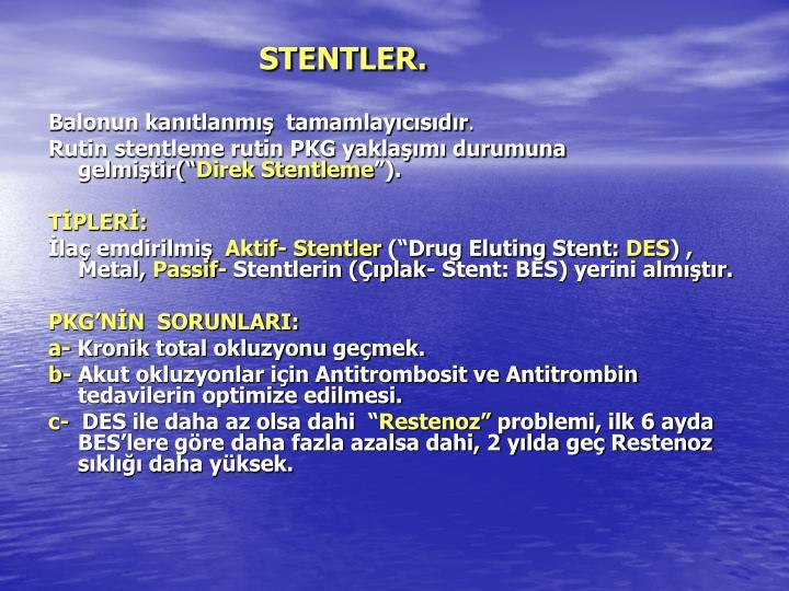 STENTLER.