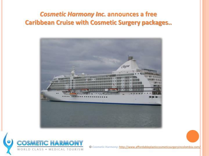 Cosmetic Harmony Inc.