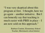 barbara condon elementary school teacher merrimack school district