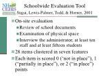 schoolwide evaluation tool sugai lewis palmer todd horner 2001
