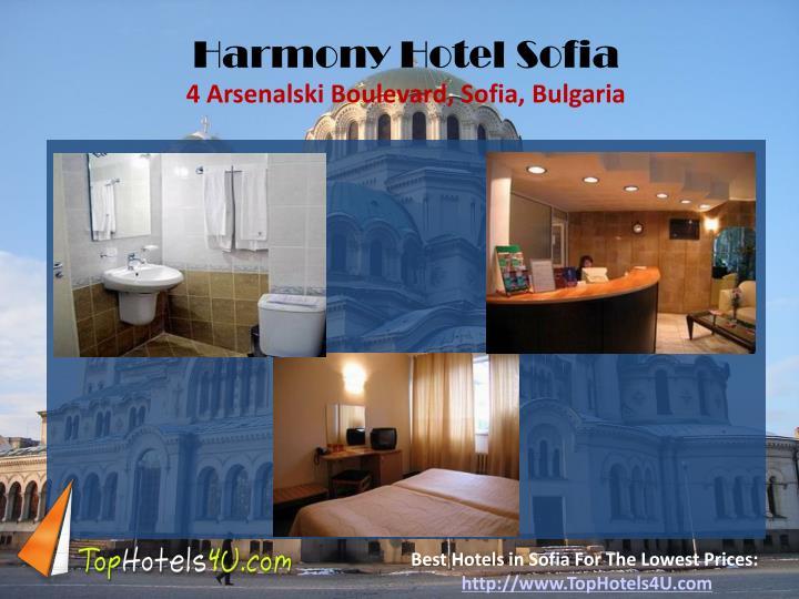 Harmony Hotel Sofia