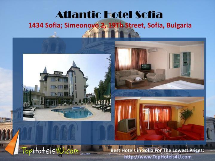 Atlantic Hotel Sofia