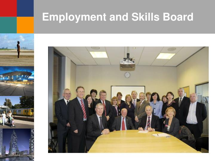 Employment and Skills Board