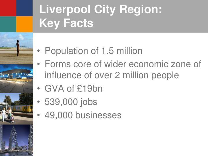 Liverpool City Region: