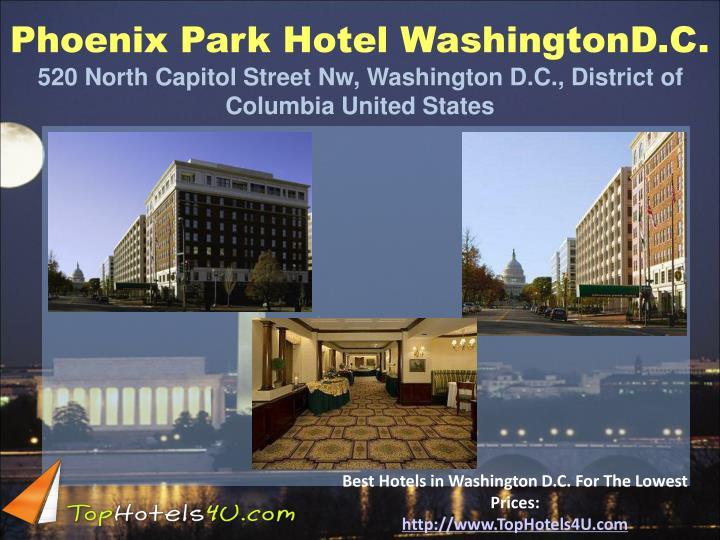 Phoenix Park Hotel WashingtonD.C.