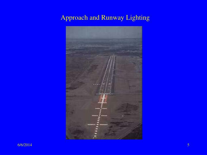 Ppt Precision Approach And Landing Systems Powerpoint