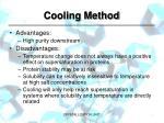 cooling method1