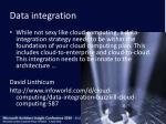 data integration