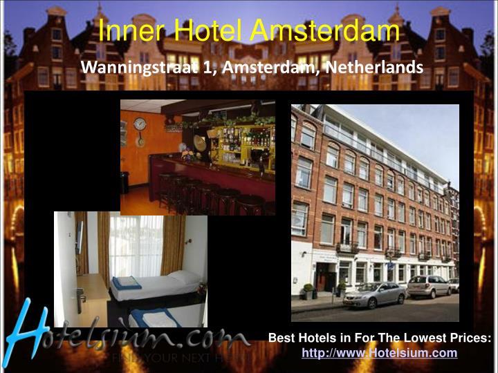 Inner Hotel Amsterdam