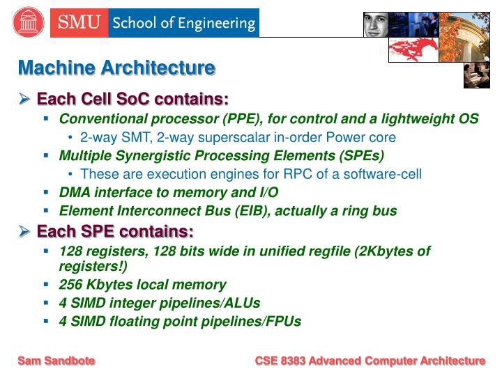 Machine Architecture