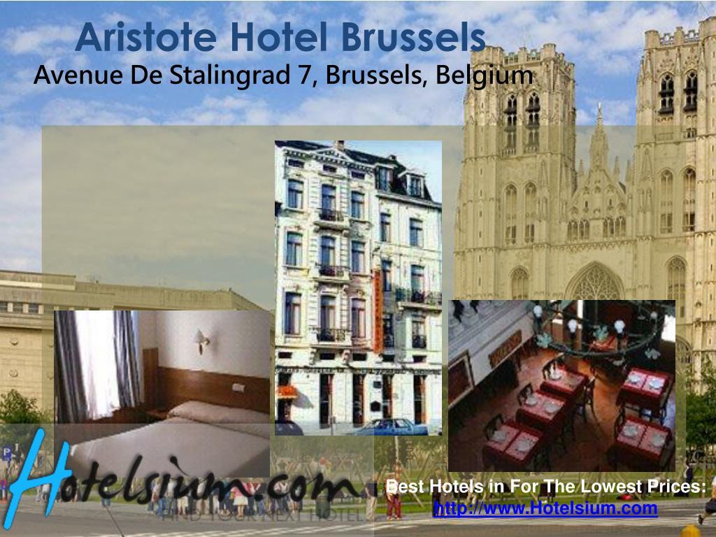 Aristote Hotel Brussels