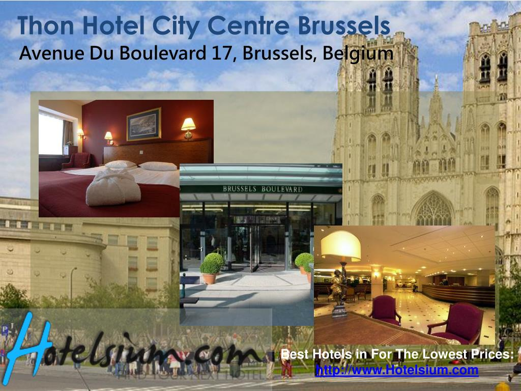 Thon Hotel City Centre Brussels