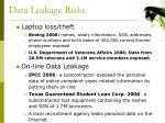 data leakage risks1