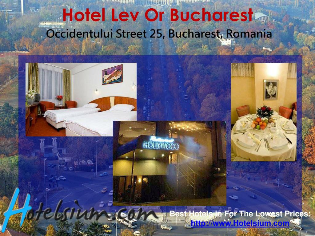 Hotel Lev Or Bucharest