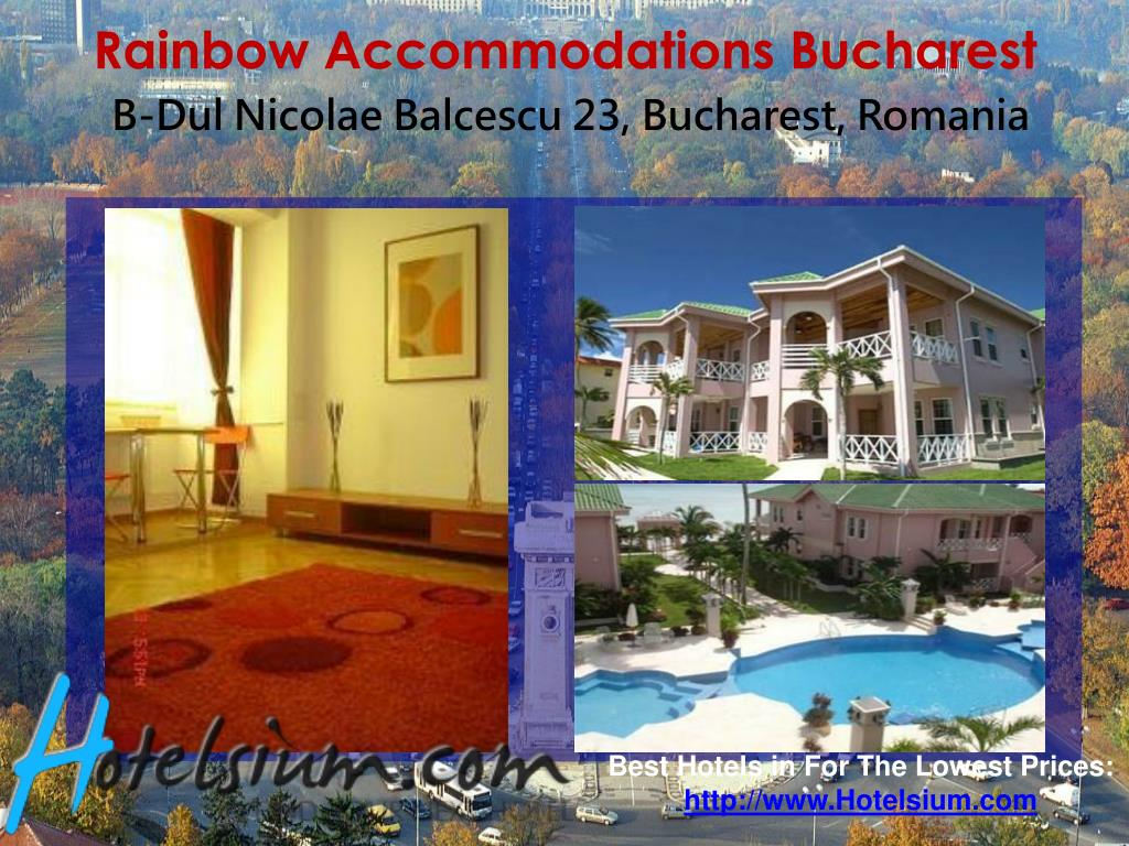 Rainbow Accommodations Bucharest