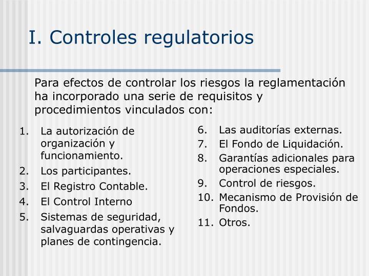La autorización de organización y funcionamiento.