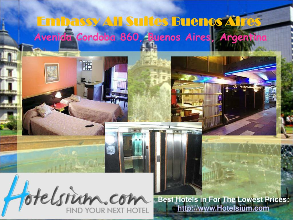 Embassy All Suites Buenos Aires