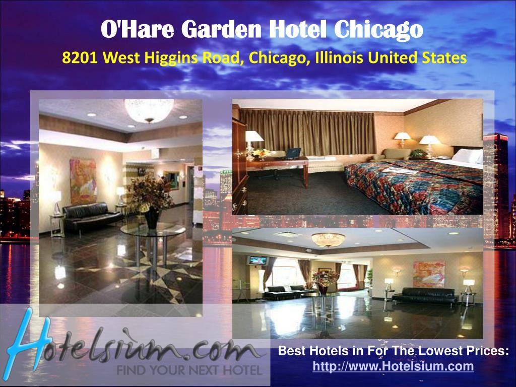 O'Hare Garden Hotel Chicago