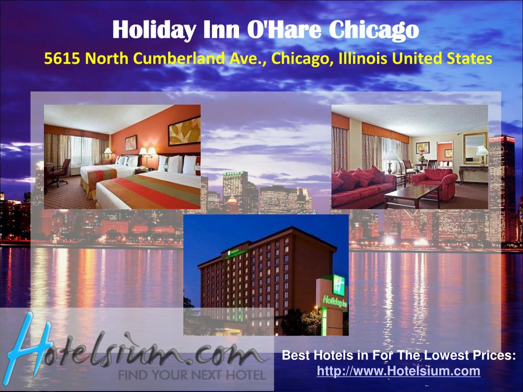 Holiday Inn O'Hare Chicago