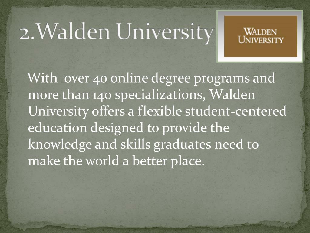 2.Walden