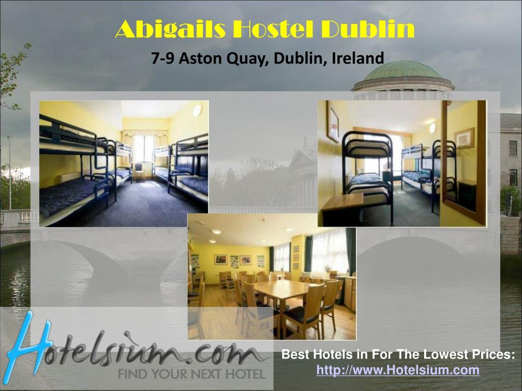 Abigails Hostel Dublin