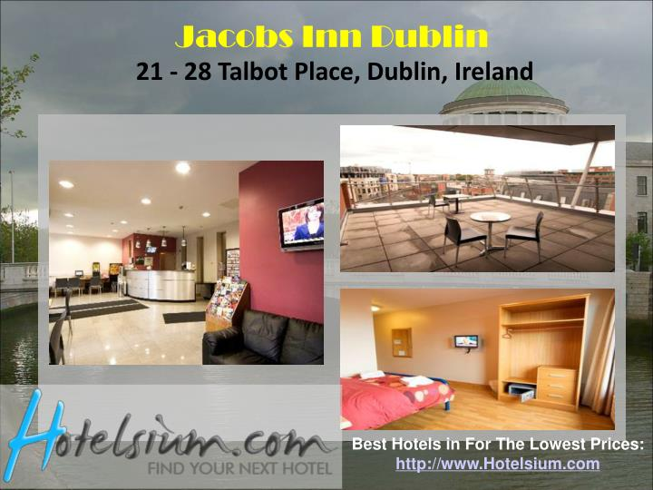 Jacobs Inn Dublin