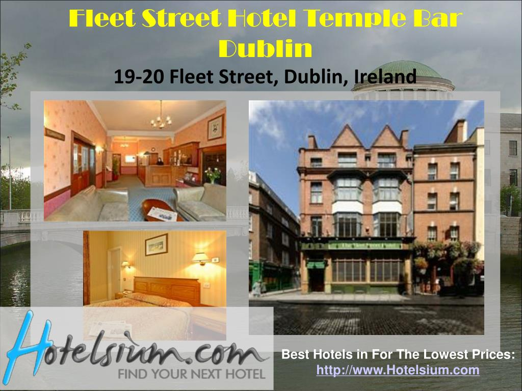 Fleet Street Hotel Temple Bar Dublin