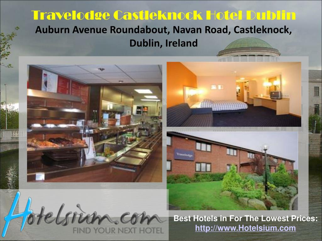 Travelodge Castleknock Hotel Dublin