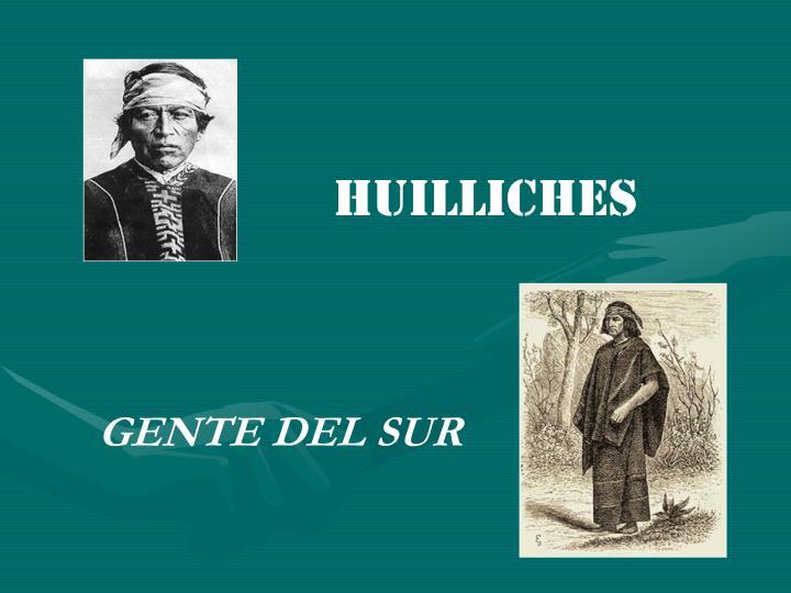 HUILLICHES