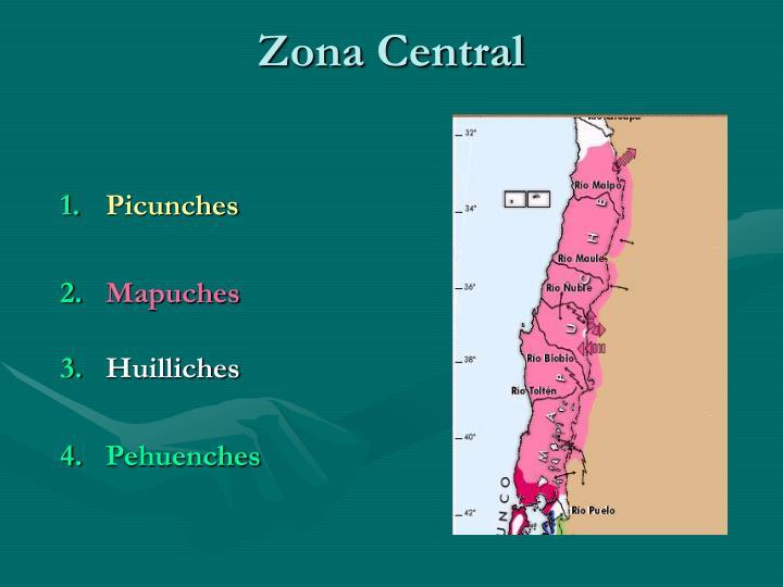 Zona Central
