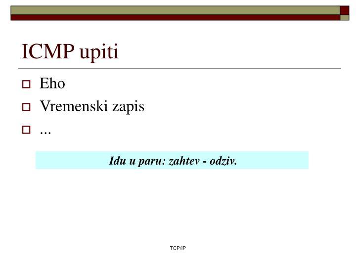 ICMP upiti