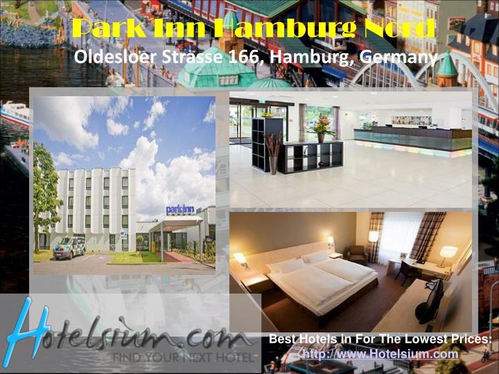 Park Inn Hamburg Nord