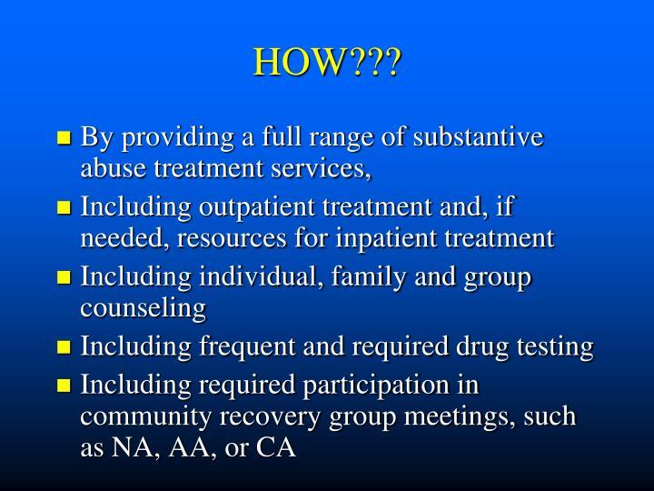 Drug Treatment Courts - PowerPoint PPT Presentation
