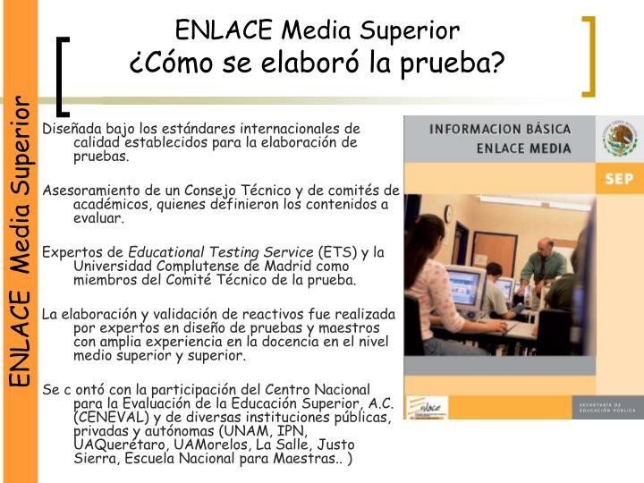 ENLACE Media Superior