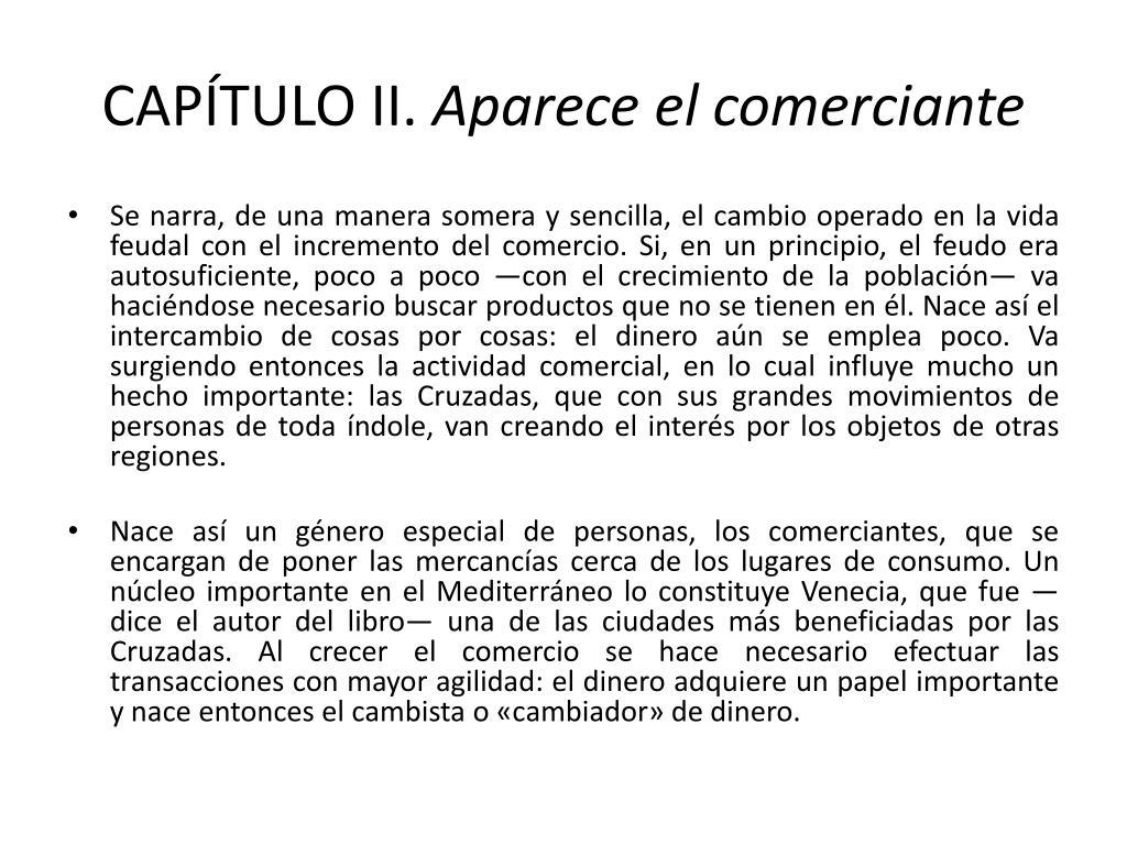 CAPÍTULO II.