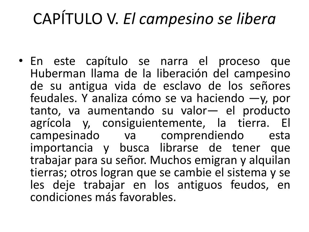 CAPÍTULO V.