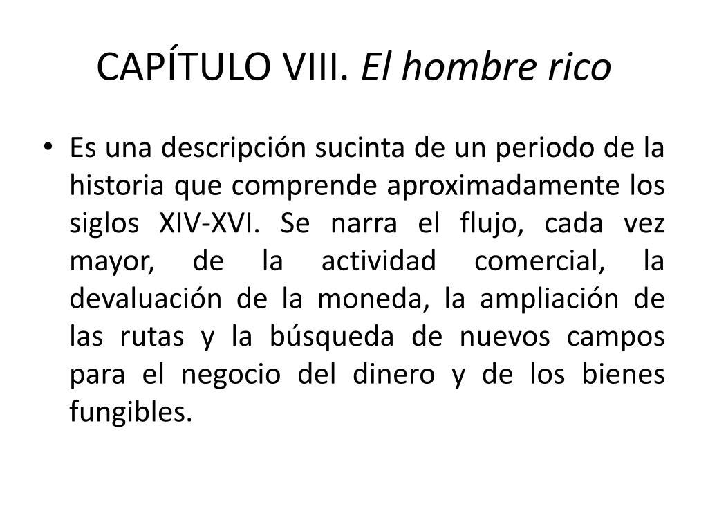CAPÍTULO VIII.
