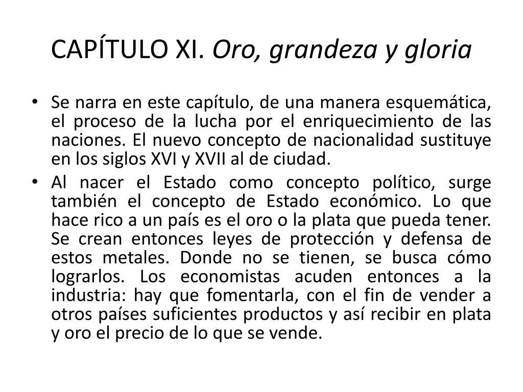 CAPÍTULO XI.