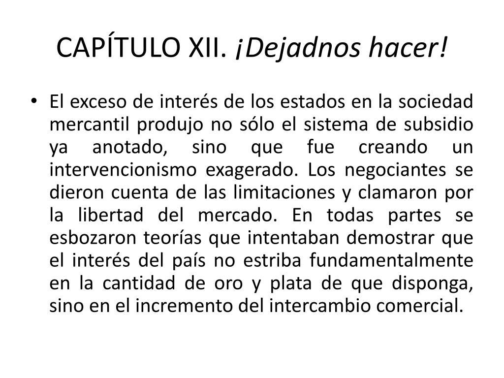 CAPÍTULO XII.
