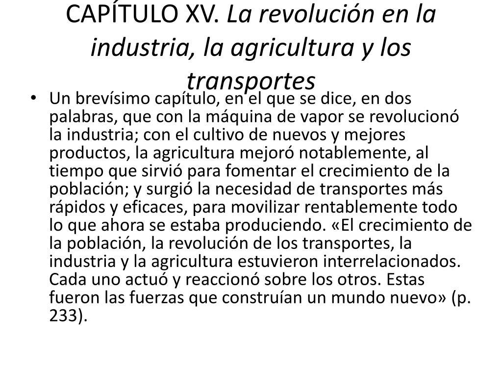 CAPÍTULO XV.