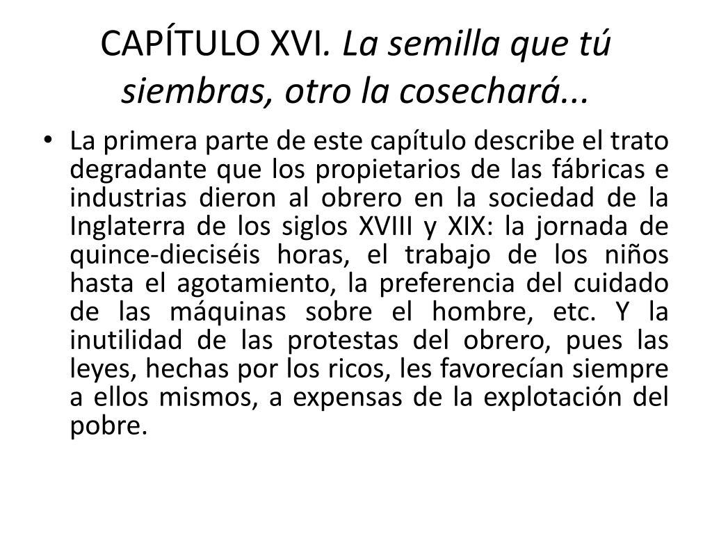 CAPÍTULO XVI
