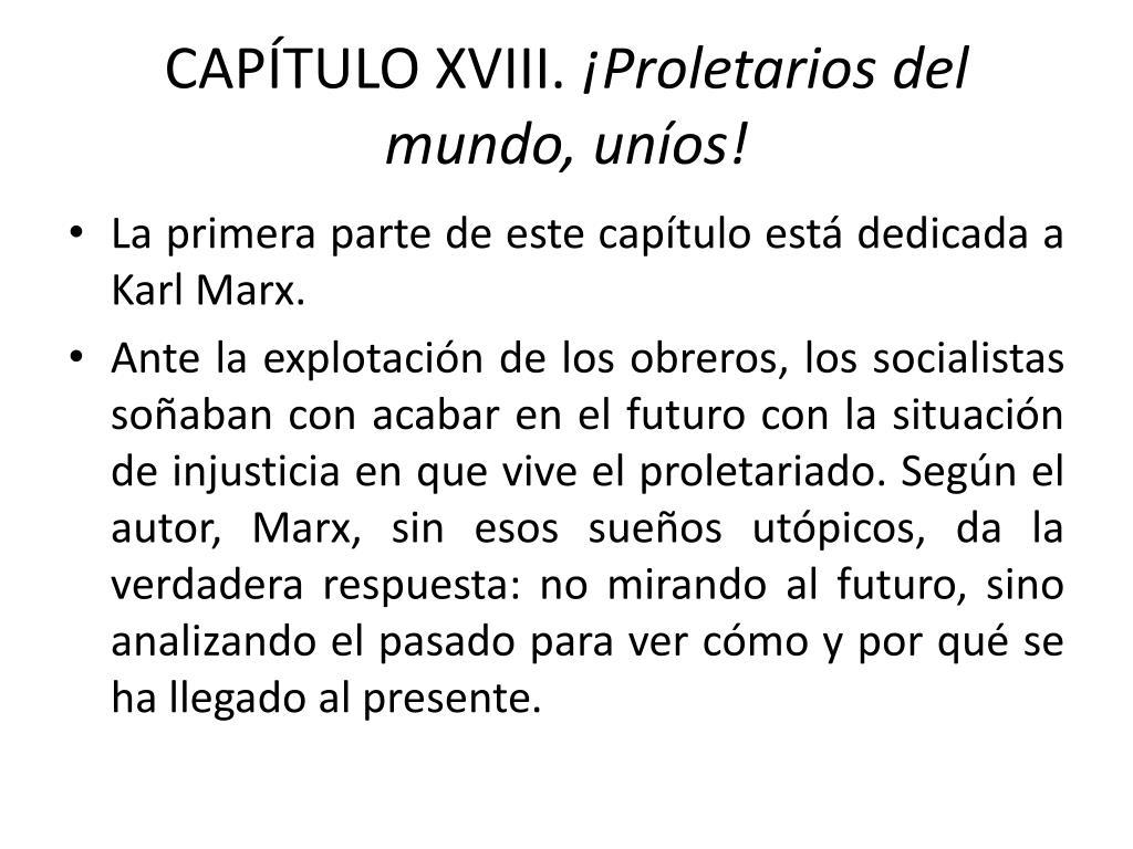 CAPÍTULO XVIII.
