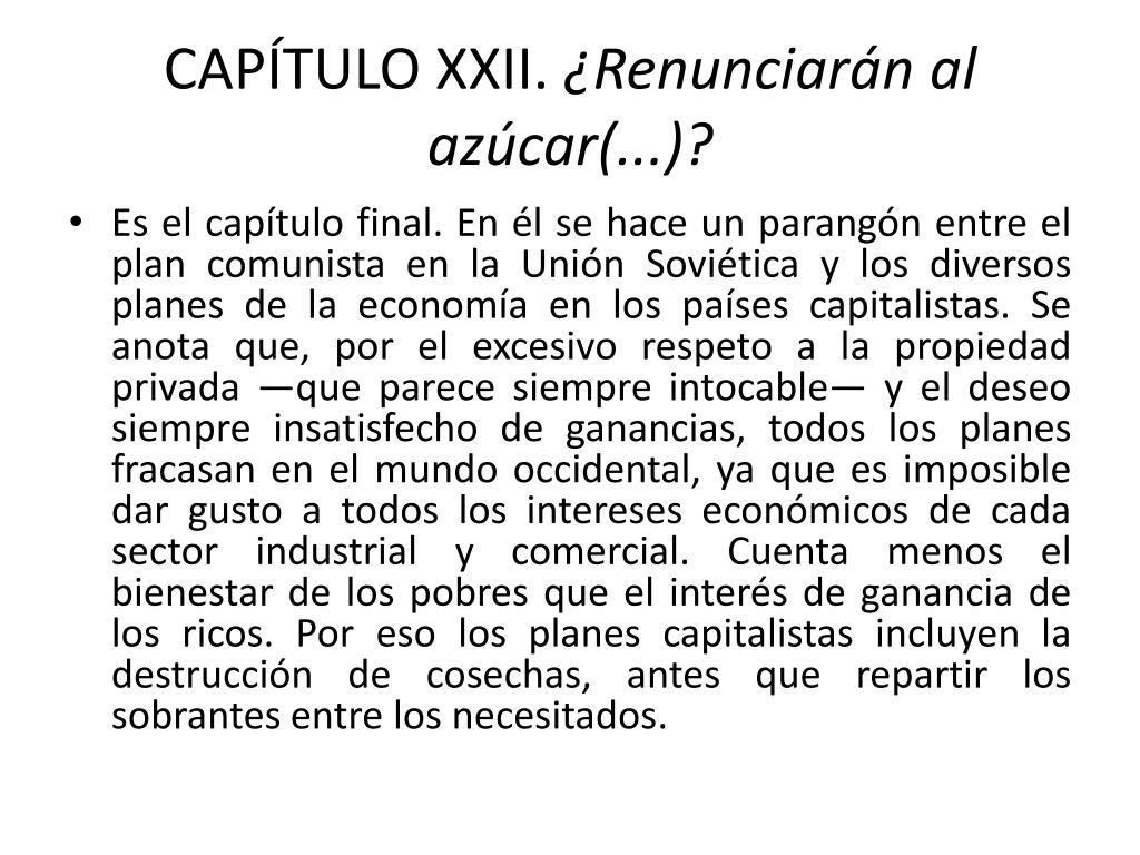 CAPÍTULO XXII.