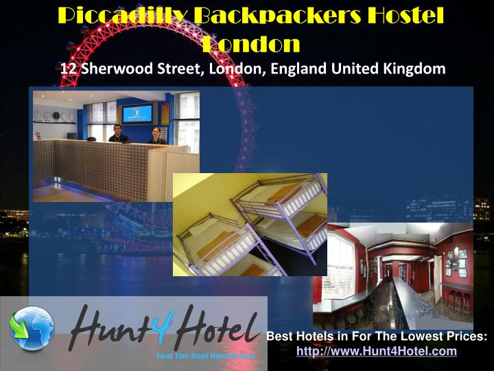 Piccadilly Backpackers Hostel London
