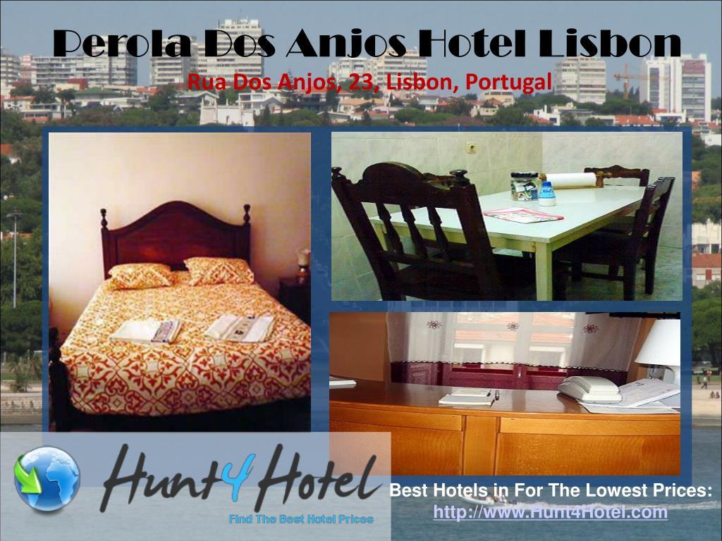 Perola Dos Anjos Hotel Lisbon