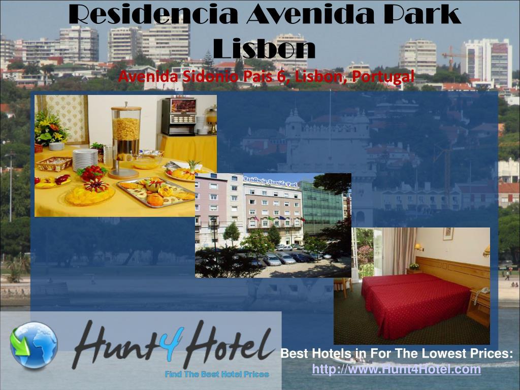 Residencia Avenida Park Lisbon